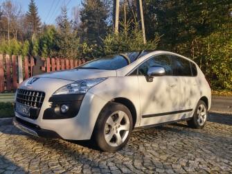 Peugeot 3008 Żywiec