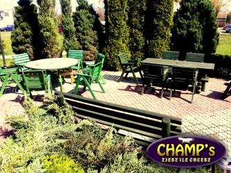 Champ's restauracje Gda�sk