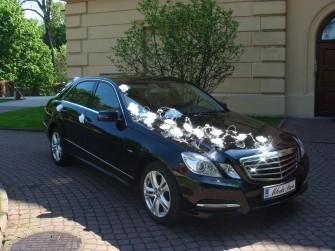 Mercedes E W212 Avantgarde 2012 Kraków