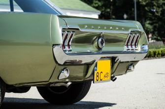 Ford Mustang 1967 302 V8  Końskie