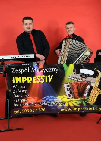 Zesp� Muzyczny IMPRESSIV Krak�w