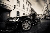 VIP CARS   AUDI A8W12L  /  MERCEDES C AMG/ AUDI A5 S-LINE Małopolska