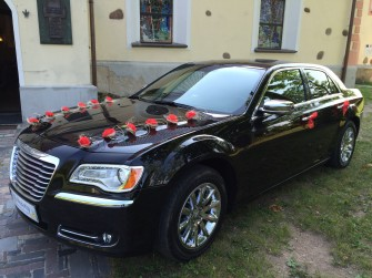 Chrysler 300C (nowy model) Ząbki