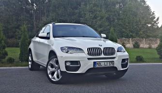 BMW X6 Końskie