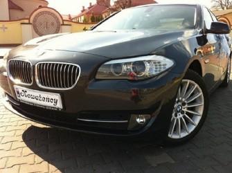 NOWE BMW SERII 5 DO �LUBU  Warszawa
