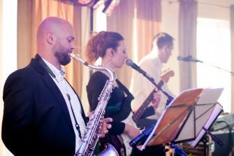 Wodzirej z Zespo�em - Skawi�ski Cover Band Warszawa
