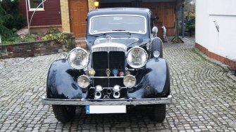 Daimler Fifteen 1937 Poznań