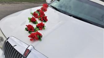 Dekoracja: Czerwone Róże Bydgoszcz
