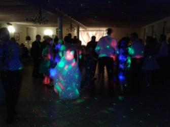 DJ Janes oświetlenie sali Giżycko