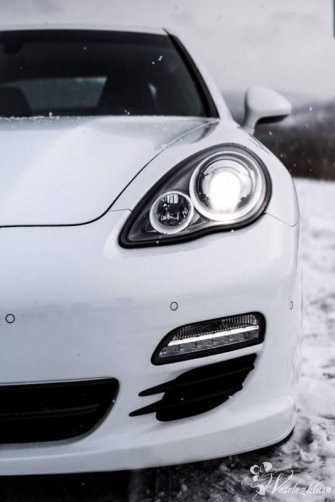 Porsche Panamera, Mercedes CLA - AutemNaWesele.pl Wadowice