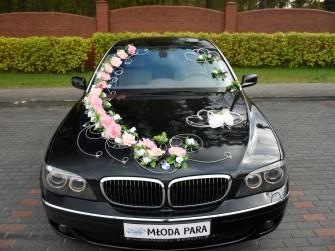 BMW do ślubu Zielona Góra