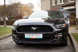 Ford Mustang Kraków