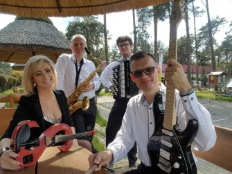 MAESTRO BAND - wesele + ślub + wodzirej Biłgoraj