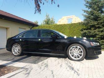 Audi A8 Łódź