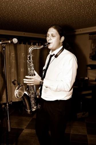 Saksofon Zdzieszowice