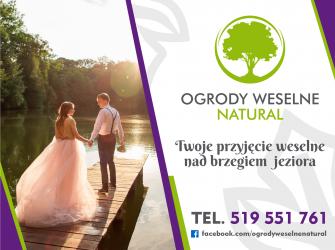 Ogrody Weselne Natural Ostróda