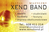 """Zespół Muzyczny """"XENO BAND"""" Żywiec"""