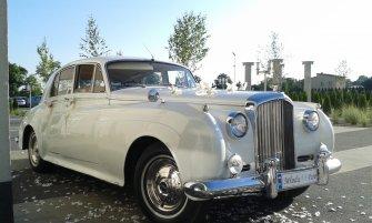 Bentley S2 z 1961r. Warszawa