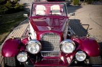 Samochody zabytkowe do �lubu Warszawa