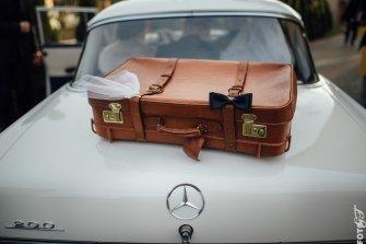Zabytkowy mercedes do ślubu, auto do ślubu lubelskie, bukiety ślubne Zamość