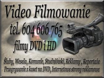Filmowanie Wesel Busko Zdrój