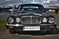 Klasykiem do ślubu Jaguar - styl elegancja - Kraków Kraków