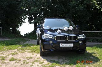 BMW Just Married Olsztyn