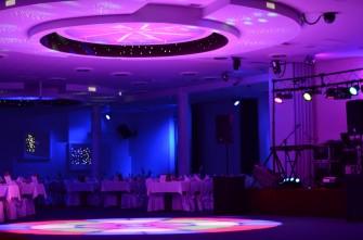 Sala Weselna Hotelu UNIBUS** Bielsk Podlaski