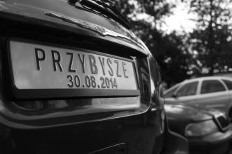 Pacifica - ślubne auto Warszawa