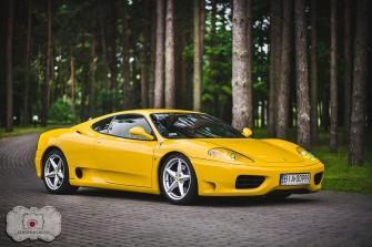 Piękne Ferrari/Lamborghini/Corvette/Viper do Ślubu Sam Prowadzisz  Białystok