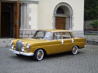 Mercedes w110 Łódż