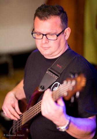 Krzysztof - Vocal, Gitara basowa Starogard Gdański