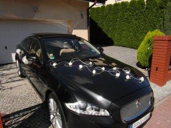 Jaguar XJ w Poznaniu Kraków