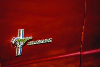Ford Mustang `66 Cabrio  Rybnik