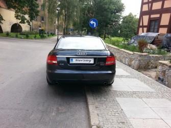 Wyjątkowe Audi A6 Wrocław