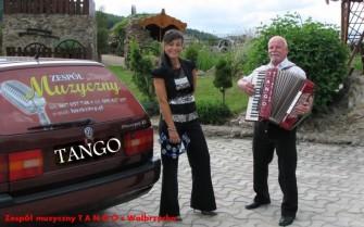 Zesp� muzyczny TANGO z Wa�brzycha