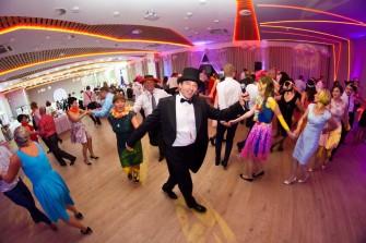 Prowadzenie zabaw i animacji tanecznych Gdynia