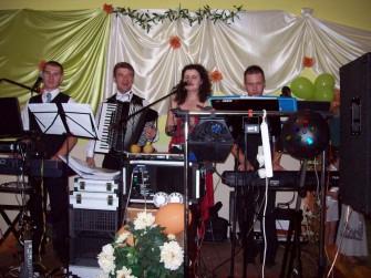 Zespół muzyczny Dance Orkiestra Wołomin
