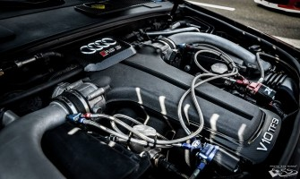 Audi RS6 Engine Lublin