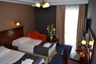 Pokój hotelowy Supraśl