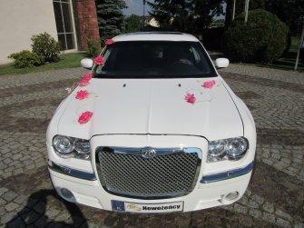 Limuzyna Chrysler 300C na ślub/studniówkę MEGA OKAZJA TYLKO 800zł Gołkowice