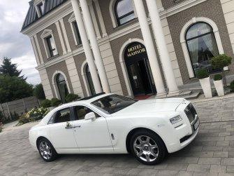 Rolls Royce Ghost  Olsztyn