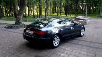 Audi A5 do ślubu  Myślenice