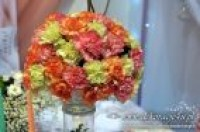 Dekorowanie ślubne sal, florystyka ślubna Łańcut Rzeszów Łańcut