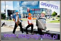 zesp� muzyczny GRAFFITI Zamo��