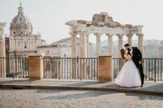 Włoski Ślub - Organizacja ślubu i wesela we Włoszech Rzym