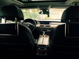 Luksusowa Limuzyna BMW 750 Poznań