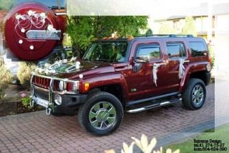 Hummer H3 ekskluzywne auto do �lubu starachowice