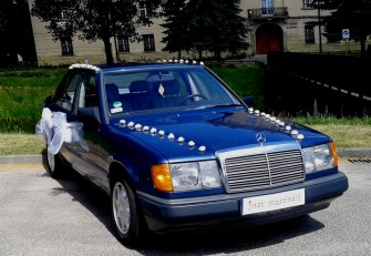 Mercedes 124 Rok prod 1987 Leszno