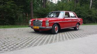 Mercedes w115 Piaseczno